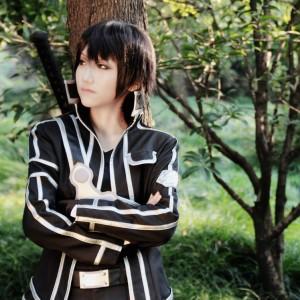 高級コスプレ衣装/ソードアート・オンライン キリト/桐谷和人 黒色剣士