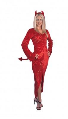 ハロウィーン 衣装  パーティー ハロウィン・コスチューム 化け物衣装 水晶炎赤悪魔スカート コスプレ衣装