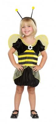 ハロウィン コスチューム 小みつ蜂衣装 子供用 ガール 衣装