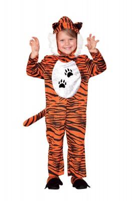 ハロウィン 衣装 仮装 子供用 虎ジャンプスーツ ハロウィン コスチューム コスプレ(男の子)