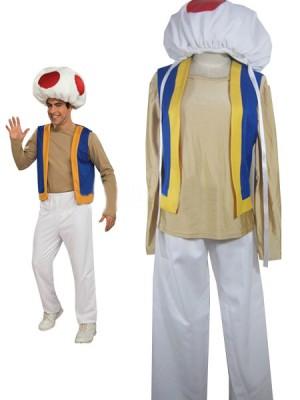 コスプレ衣装販売スーパーマリオブラザーズトード衣装