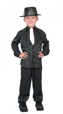 トライアドのボス 衣装 ハロウィン コスプレ コスチューム (男の子)
