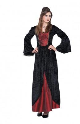 ハロウィーン 衣装  パーティー ハロウィン・コスチューム ゴシック式女王服 コスプレ衣装