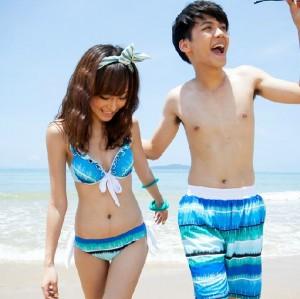 海パン メンズ水着 ビーチパンツ トランクスタイプ サーフパンツ 2013新作ハーフパンツ ビーチウェア