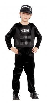ハロウィン 衣装 キッズ 特殊警察 子供用ハロウィンコスプレ衣装(男の子)