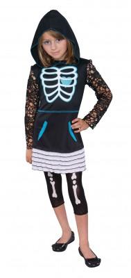 ハロウィン衣装 【子供用】ときめき胸腔 ガールワンピース