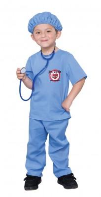 ハロウィン 衣装 キッズ 外科医者制服 子供用ハロウィンコスプレ衣装(男の子)