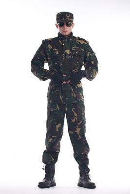 新作 迷彩服上下セット ミリタリー 迷彩柄 メンズ野戦服 軍服