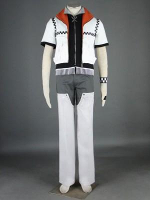キングダムハーツ ロクサス 第1代 5セット コスプレ衣装