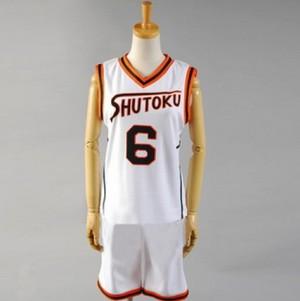 黒子のバスケ 秀徳高校 緑間真太郎 コスプレ衣装(番号6)