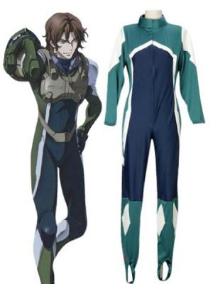 コスプレ衣装 機動戦士ガンダムSEED キラ・ヤマト ジャンプスーツ グリーン