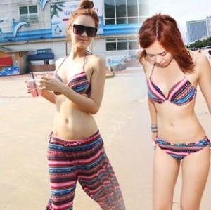 ショートパンツ 男性用水着 海パン ビーチパンツ トランクスタイプ サーフパンツ 2013新作ハーフパンツ ビーチウェア 縞柄