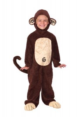 ハロウィン・コスチュームコスプレ衣装 おさるのジョージ 子供服・子供用(男の子)