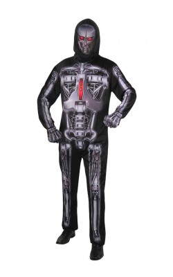 ハロウィーン 衣装 コスプレ コスチューム  パーティー ハロウィン・コスチューム コスプレ衣装 恐怖ロボット連体装