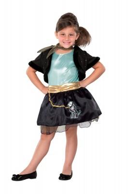 ハロウィン コスチューム 小さいイヌドクロ キッズ ガール 子供服