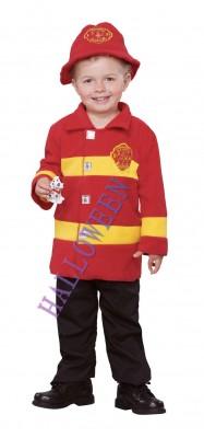 ハロウィン 衣装 キッズ ハロウィン 衣装 消防士服 コスプレ 子供用コスチューム(男の子)