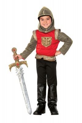 ハロウィン 衣装 中世 ルネッサンス コスチューム キッズ 騎士 コスプレ 子供用コスチューム(男の子)