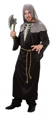 ハロウィーン 衣装 集まりパーティー  ハロウィン・コスチューム コスプレ衣装 髑髏刈り入れ者衣装