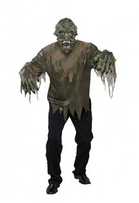 ハロウィーン 衣装 パーティー ハロウィン・コスチューム コスプレ衣装 恐怖水底怪獣衣装