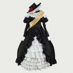 うみねこのなく頃に 鯖の魔女 ワルギリア洋服 コスプレ衣装