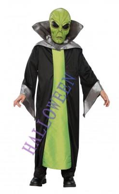 ハロウィン 衣装 キッズ 宇宙人のコスプレ衣装★コスチューム 子供用(男の子)