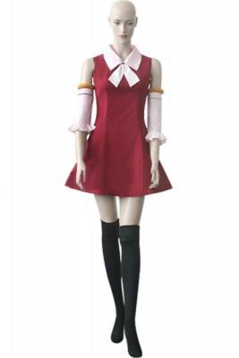 FAIRY TAILフェアリーテイル リサーナ・ストラウス風コスプレ衣装