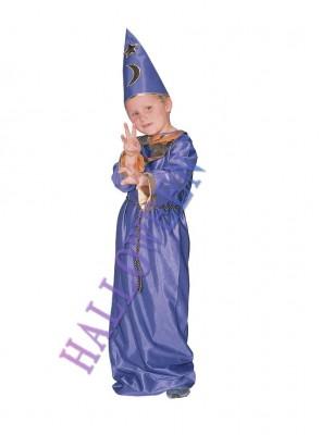 ハロウィン 衣装 仮装 子供用 ハロウィン コスチューム コスプレ ブルーローブ(男の子)