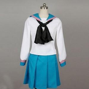 Aチャンネルるん(百木るん) 葵ヶ丘高等学校 制服 コスプレ衣装