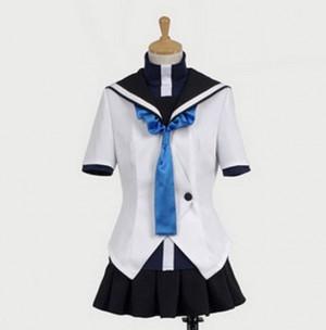 けんぷファー 美嶋紅音(みしま あかね) 女子制服 コスプレ衣装 女性Sサイズ