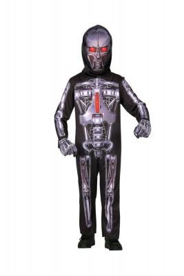 シミュレーションロボット ハロウィン 衣装 子供用 ハロウィン コスチューム コスプレ(男の子)