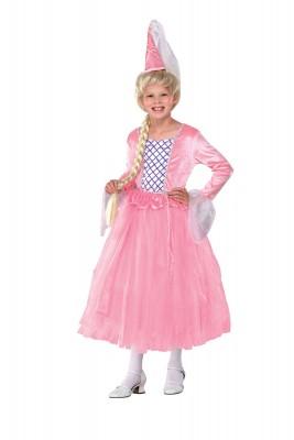 ハロウィン コスチューム 子供用 ピンクプリンセス ドレス