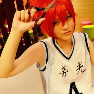 黒子のバスケ キセキの世代 帝光中学校 ユニフォーム コスプレ衣装(番号4)実渕玲央