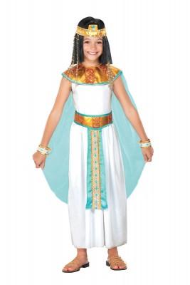 ナイルの女王 エジプトのクレオパトラ 子供用コスチューム ハロウィン