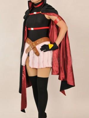 Cosplay魔法少女リリカルなのは フェイト・テスタロッサ バリアジャケット風コスプレ衣装