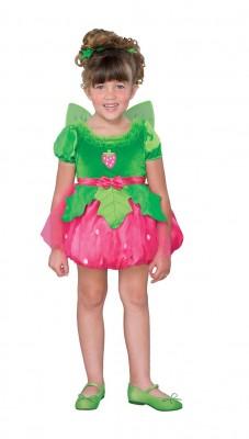 ハロウィーン 衣装 いちごパーティー コスチューム 子供用 ガール