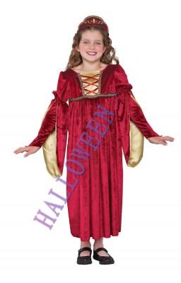 ハロウィン ルネッサンス プリンセス 子供用 コスチューム