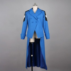 Cosplay魔法少女リリカルなのは レティ.ロウラン 時空管理局局員 制服 コスプレ衣装