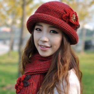 秋冬新品カップルあったか男女帽子