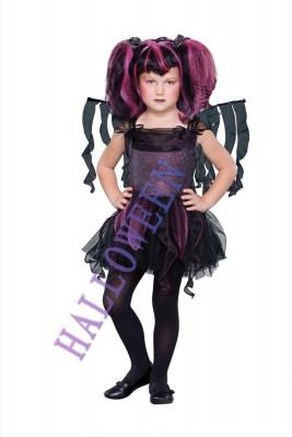 ハロウィン 衣装 ガール ゴシック式精霊 子供用 コスチューム