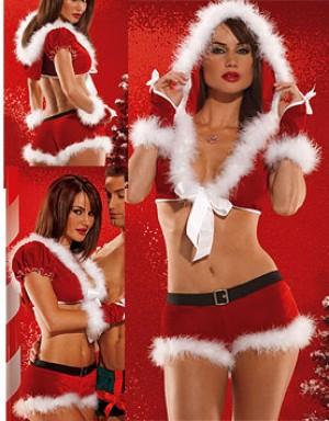 ショートパンツ セクシークリスマス衣装 パーティー コスプレ コスチューム