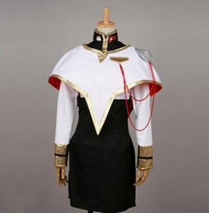 機動戦艦ナデシコ-The prince of darkness- ルリ艦長服セット コスプレ衣装