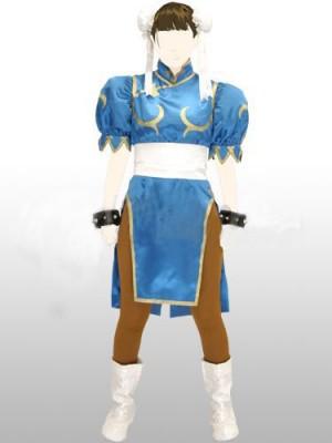 ストリートファイターシリーズ 春麗(チュンリー) コス衣装通販