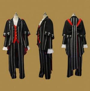 Sound Horizon Marchen 硝子の棺で眠る姫君 暗男 コスプレ衣装