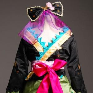 激安人気コスプレ VOCALOID 初音ミク 花魁和服 おいらん コスプレ衣装