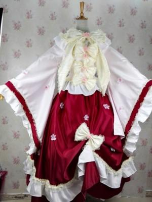 東方Project 蓬莱山輝夜(ほうらいさん かぐや) 月の姫 コスプレ衣装