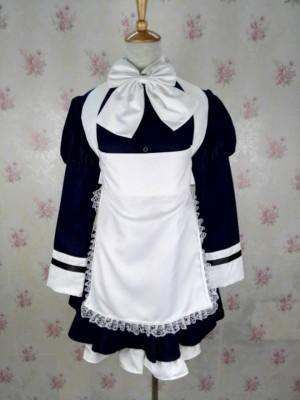 メイド服オリジナル ダイレクトブルー衣装