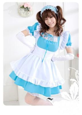 可愛い メイド服 プリンセスドレス コスチューム 制服魅惑 ユニホーム  ステージ衣装