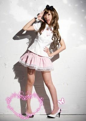 おしゃれ制服 可愛いロリータ ふんわりプリンセスドレス イブニングドレス セクシー制服