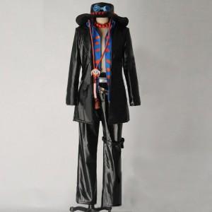 ONE PIECE ワンピース  ポートガス・D・エース風 コスプレ衣装