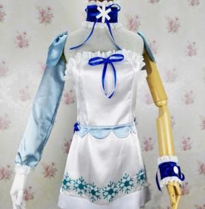 アイドルマスター2 スノーフレークリリパット 菊地真 コスプレ衣装